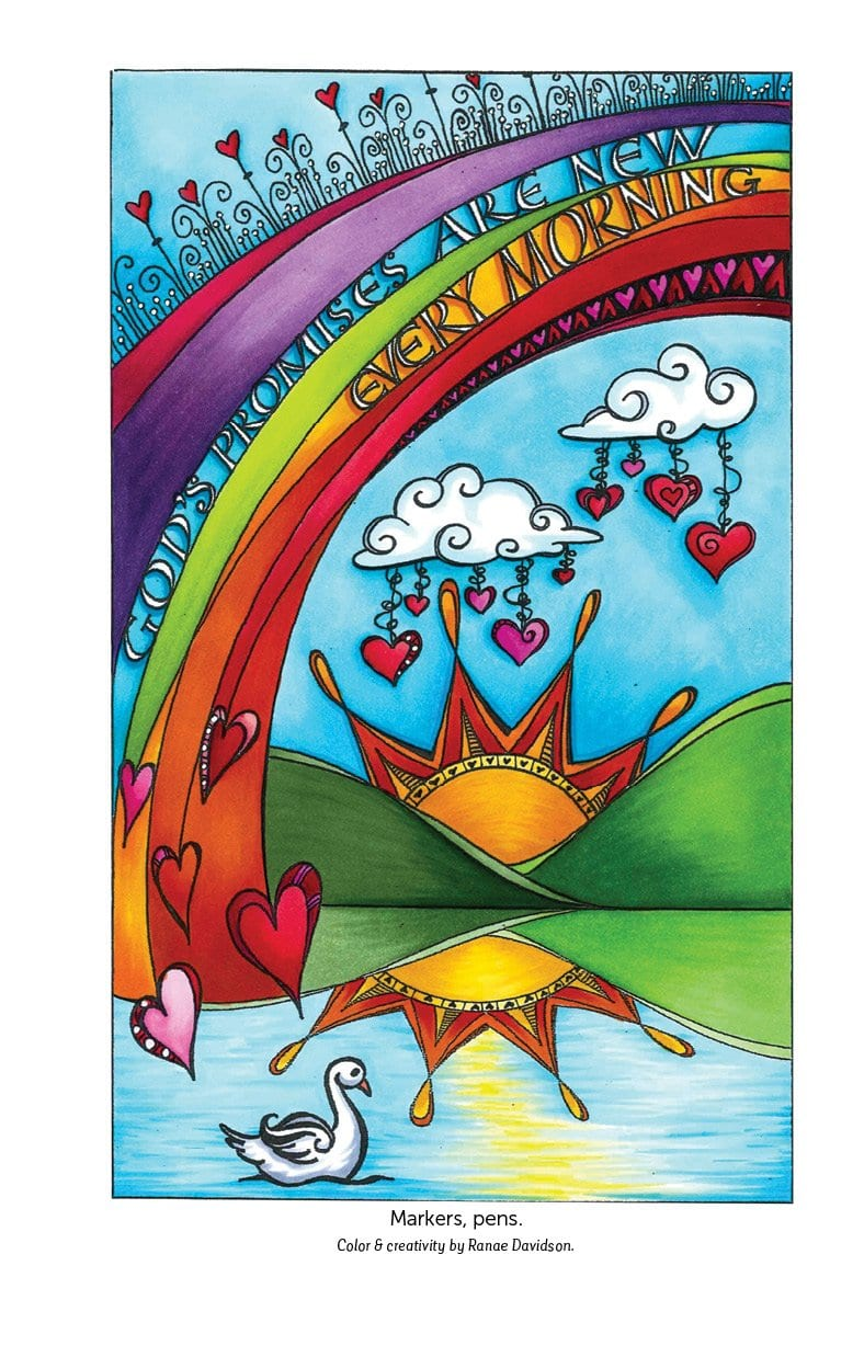 Zenspirations 174 Coloring Book Color Peace Zenspirations