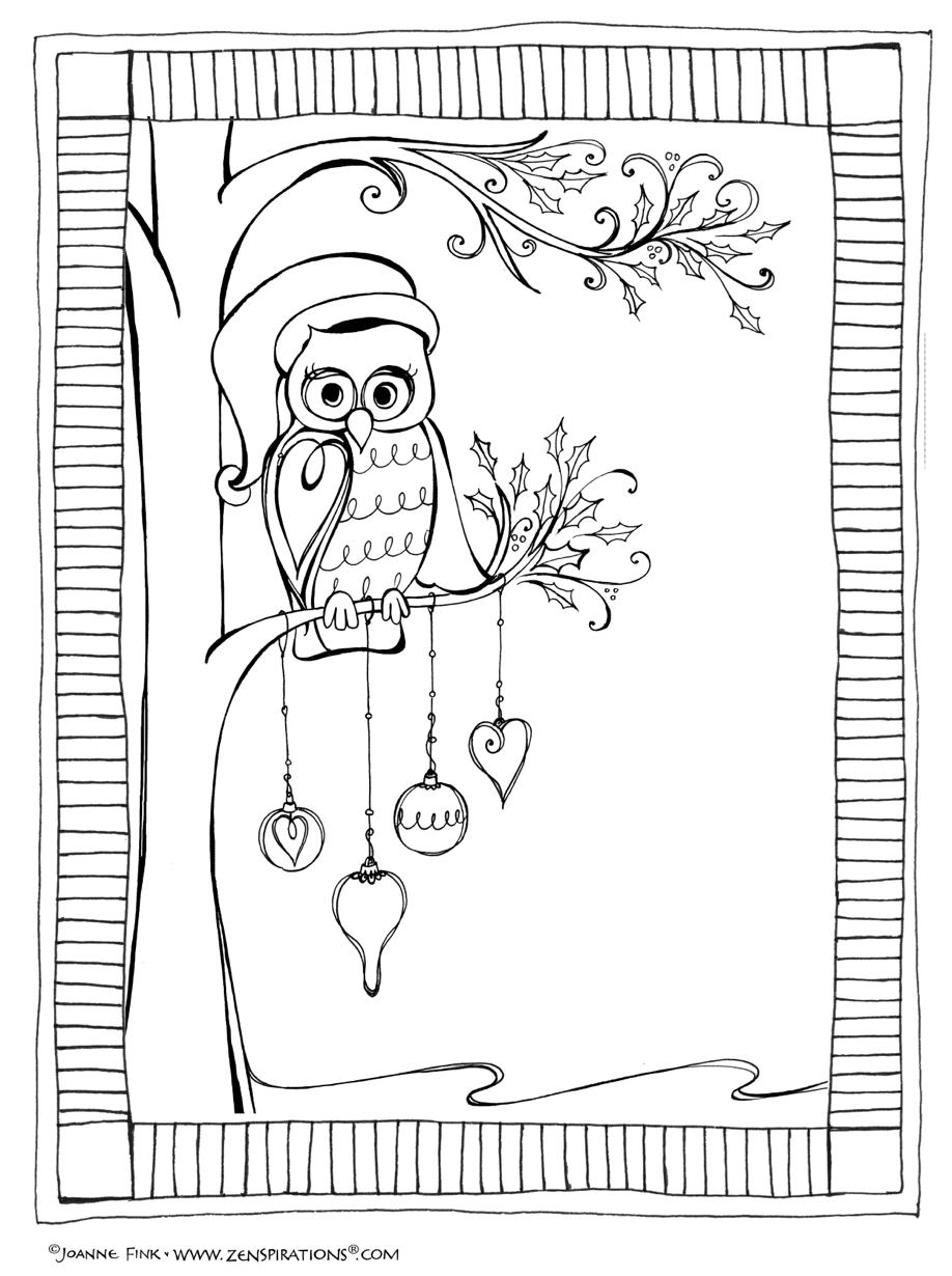christmas spirit zenspirations