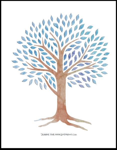 Zenspirations®_by_Joanne_Fink_Tree_of_Life_in_progress