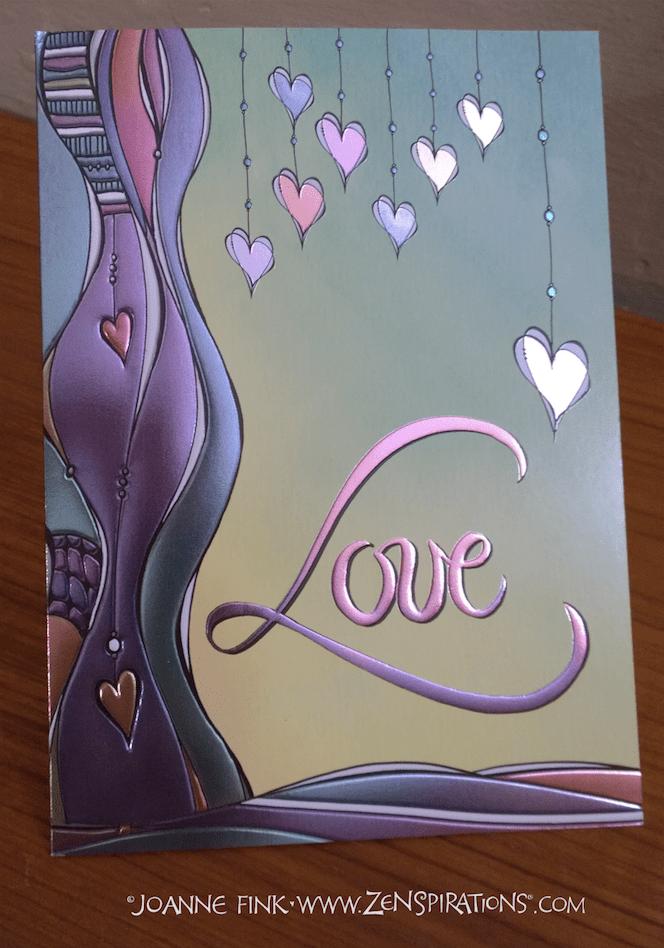 zenspirations_by_joanne_fink_love_card_blog_foil