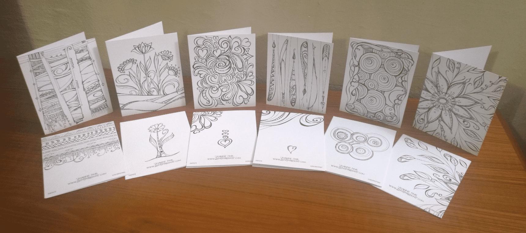 Zenspirations®_by_Joanne_Fink_Blog_1_16_16_Michaels_Bonanza_notecards_with_backs