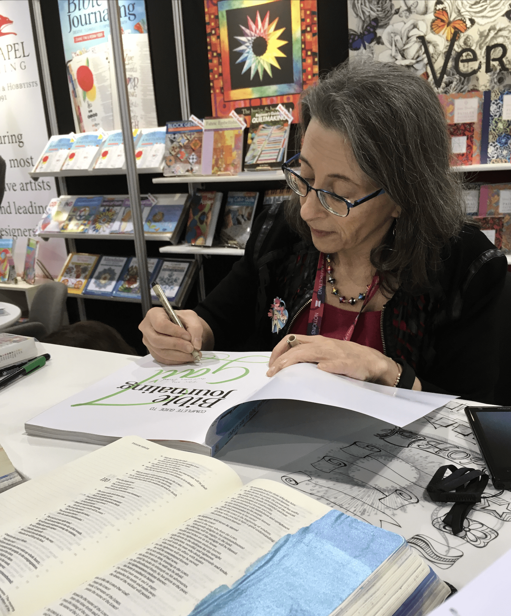 Zenspirations®_by_Joanne_Fink_Blog_1_30_17_CHA_Book_Signing