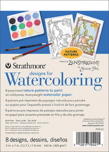 Zenspirations®_by_Joanne_Fink_Designs_For_Watercoloring_Nature_Patterns