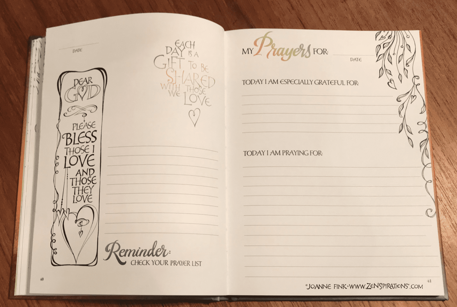And Guided Prayer Pages Where You Doodle Color Journal Share Whats In Your Heart